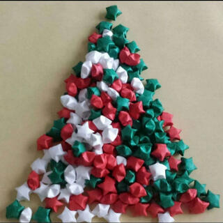 ラッキースター クリスマスカラー