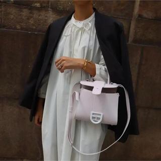 Ron Herman - 美品 マチャット  machatt  リボンタックシャツドレス ホワイト 白