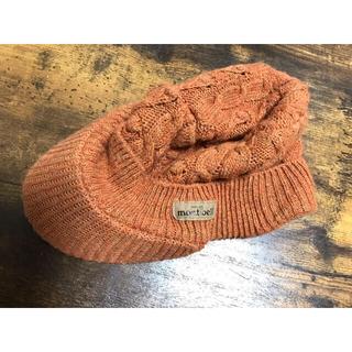モンベル(mont bell)の帽子(帽子)