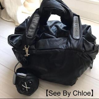 シーバイクロエ(SEE BY CHLOE)の【SEE BY CHLOE】ハンドバッグ ジョイライダー ナイロンバッグ(ハンドバッグ)