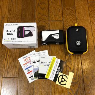 美品 ゴルフ用 レーザー 距離計 計測器 TecTecTec ULT-X 800