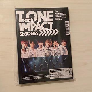 Johnny's - SixTONES TrackONE IMPACT 初回盤Blu-ray