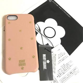 マリークワント(MARY QUANT)のマリークワント携帯ケース iPhone7.8(iPhoneケース)