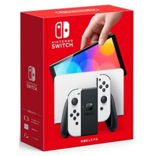 Nintendo Switch - 任天堂switch 有機ELモデル ホワイト 3台