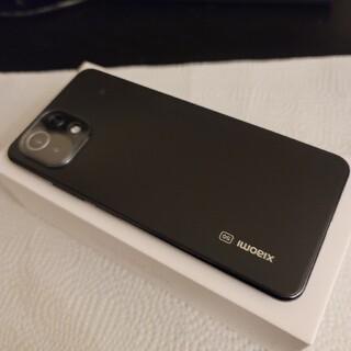 ANDROID - 【極美品】Xiaomi Mi 11 Lite 5G トリュフブラック