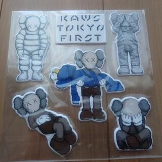 MEDICOM TOY - KAWS TOKYO FIRST展限定コンパニオンぷくぷくシールセットおまけ付