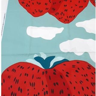 マリメッコ(marimekko)のマリメッコ 生地幅×148 マンシッカ ヴォレット 生地 ハギレ(生地/糸)
