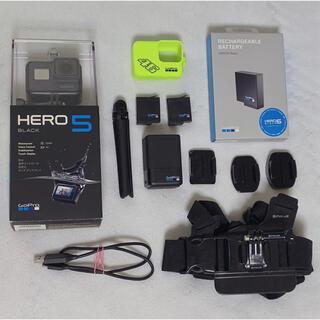 GoPro - GoPro HERO5 BLACK おまけ多数