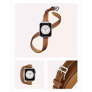 Hermes - Apple Watch Hermès アトラージュドゥブルトゥールストラップ