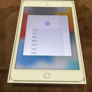 iPad - iPad mini5 64GB WiFiモデル シルバー