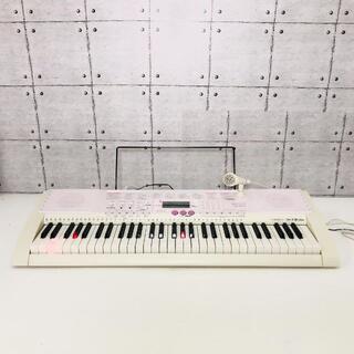 カシオ(CASIO)のスタンド マイク付き♪ 電子キーボード LK-107 電子ピアノ CASIO(電子ピアノ)