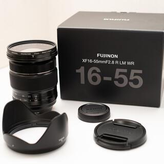 富士フイルム - 【購入翌日発送】Fujifilm XF16-55mm F2.8 R LM WR