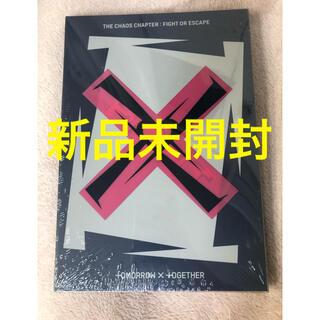 txt Fight ver. CD アルバム 新品未開封(K-POP/アジア)