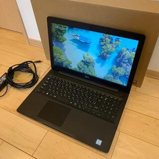 DELL - DELL inspiron 3580 第8世代 i5 フルHD SSD 美品