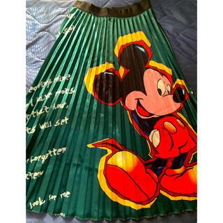 Disney - ディズニー ミッキー マキシスカート ロングスカート ハロウィン Dハロ