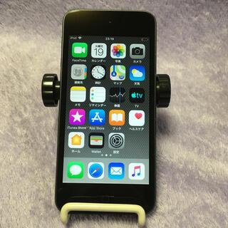アイポッドタッチ(iPod touch)のiPod touch 10第6世代ブラック(32GB)送料無料(ポータブルプレーヤー)