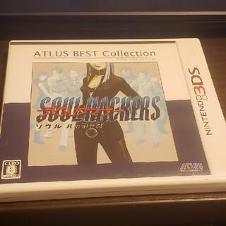 ニンテンドー3DS - デビルサマナー ソウルハッカーズ 3DS