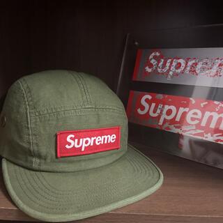 Supreme - SUPREME シュプリーム 18ss Military Camp Cap