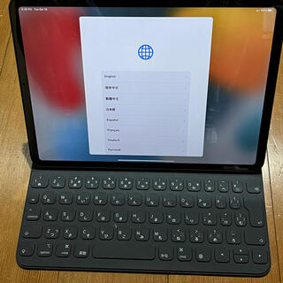 Apple - iPadPro11インチ512Wi-Fi+Cellular+Keyboard