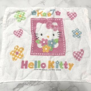 ハローキティ(ハローキティ)のsanrio サンリオ Hello Kitty キティ ハンカチ(ハンカチ)