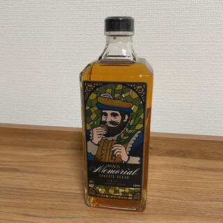 ニッカウイスキー(ニッカウヰスキー)のブラックニッカメモリアル25周年記念(山崎、響、白州、余市、宮城峡、竹鶴好きに)(ウイスキー)