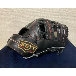 ZETT - ゼット ネオステイタス 軟式内野手用 美品