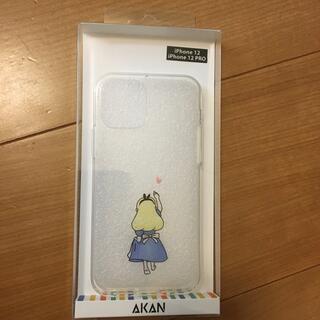 ROA ロア iPhone 12/12 Pro 6.1インチ対応 ソフトクリアケ(モバイルケース/カバー)