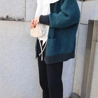 トゥデイフル(TODAYFUL)のマチャット♡シャギーモヘアカーディガン(カーディガン)