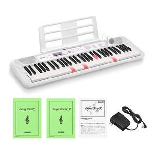 カシオ(CASIO)のCASIO LK-315 光ナビゲーションキーボード Casiotone 61(電子ピアノ)