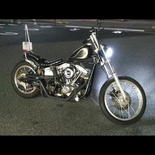 Harley Davidson - ハーレーダビットソン FLH  1340  ショベルヘッド 1983