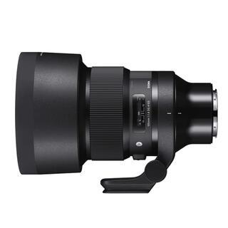 Canon - 【中古美品&フィルター付】Sigma105mm f1.4 DG HSM