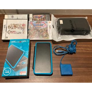任天堂 - Nintendo NEWニンテンドー2DS LL ブラック/ターコイズ セット