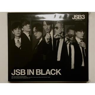 三代目 J Soul Brothers - FC初回数量限定!三代目JSB CD&Blu-ray「JSB IN BLACK」