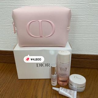 Christian Dior - ディオール カプチュールトータルセル ピンクポーチセット