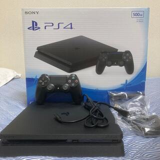 PlayStation4 - PS4本体美品 CUH-2000AB01 Jet BLACK 未使用品あり