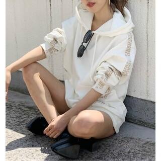 ジェイダ(GYDA)の♡GYDA  SWAGGEDOUTKILLAラインパーカー(パーカー)