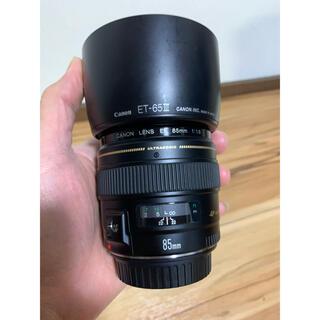 Canon - 美品 Canon 85 f1.8 USM