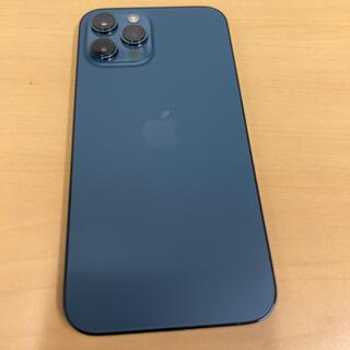 iPhone - 【美品】iPhone12 Pro Max 512GB パシフィックブルー