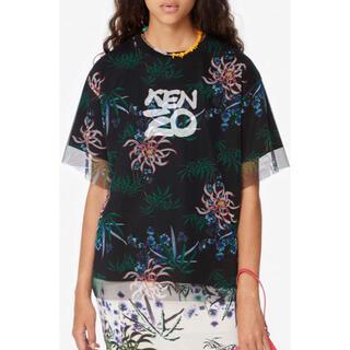 新品 未使用 タグ付き KENZO Tシャツ 黒