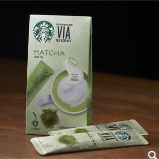 スターバックスコーヒー(Starbucks Coffee)の☆STARBUCKS☆スターバックスVIA×10本(茶)