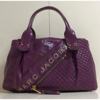 MARC JACOBS - ☆激安☆送料無料☆MARC JACOBSマークジェイコブスレザートートバッグ☆
