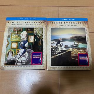 ヴァイオレット・エヴァーガーデン 北米版 Blu-ray ブルーレイ 本編+外伝