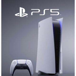 PlayStation - プレイステーション5(ディスクドライブ搭載型) CFI-1100A  保証書付き