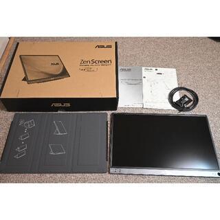ASUS - ASUS MB16ACE 15.6インチモバイルモニターFHD USB-C