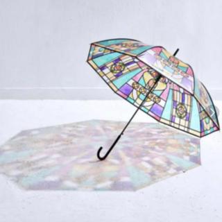 フェリシモ(FELISSIMO)の★★★ 新品未使用 フェリシモ 上品ステンドグラス傘(傘)