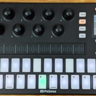 PreSonus Atom SQ/Studio one/MIDIコントローラー(MIDIコントローラー)