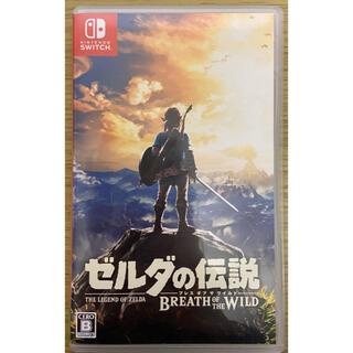 Nintendo Switch - ゼルダの伝説 ブレスオブザワイルド switch スイッチ