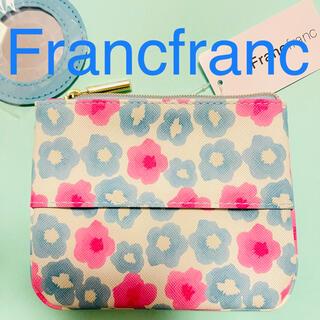 Francfranc - 定価1600円【Francfranc】フランフラン ポケットティッシュケース花柄