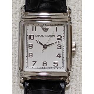 エンポリオアルマーニ(Emporio Armani)の【超美品】EMPORIOARMANI エンポリオアルマーニ 高級腕時計 QZ(腕時計(アナログ))