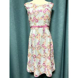 TOCCA - TOCCA AMARILLIS ドレス 6 ワンピース トッカ 刺繍 スカート
